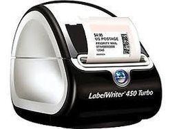 DYMO LABELWRITER 450 TURBO : imprimante d'étiquettes
