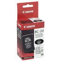 cartouche canon originale BC-20 : cartouche encre noire 900 pages BC20