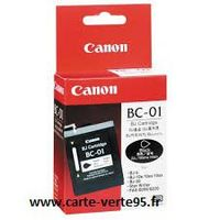 CANON BC-01 : cartouche encre noire 550 pages