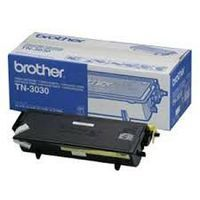 Cartouche BROTHER TN-3030 : toner noir original 3500 pages Brother TN3030