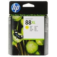 HP C9393AE N° 88XL  : Cartouche d'encre jaune 1200 pages C9393AE