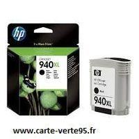 cartouche HP C4906AE : cartouche originale encre noire 2200 pages N°940XL