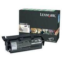 LEXMARK T650H11E : Toner noir grande capacité 25000 pages