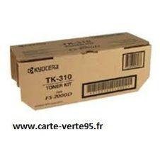 Cartouche laser KYOCERA TK-310 : toner noir original 12000 pages