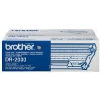 Cartouche Brother DR-2000 : tambour original 12000 pages brother DR2200