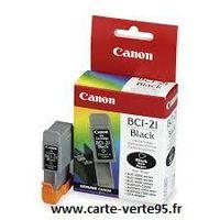 cartouche canon originale BCI-21BK : cartouche encre noire 225 pages BCI21BK