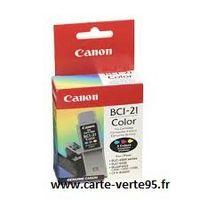 Canon BCI-21C : cartouche encre couleur 3x5ml 0955A002