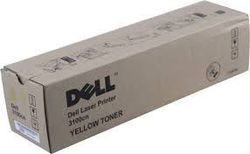 DELL 593-10063 K4974: toner jaune Dell 4000 pages