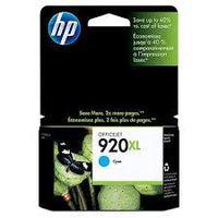HP CD972AE : cartouche encre cyan grande capacité 700 pagesHP N° 920XL