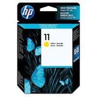 HP C4838A : cartouche encre jaune 28ml HP N°11