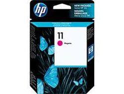 HP C4837A : cartouche encre magenta 28ml N°11