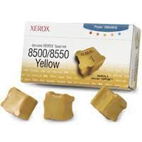Encre solide jaune 3000 pages XEROX 108R00671