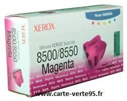Encre solide magenta 3000 pages XEROX 108R00670