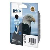 Cartouche EPSON T007 : cartouche originale encre noire 540 pages C13T00740110