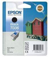 EPSON T036 : cartouche encre noire 330 pages