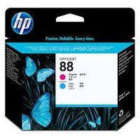 HP C9382A : Tête d'impression cyan et magenta N°88