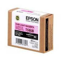 EPSON T580B : cartouche encre light magenta 80ml