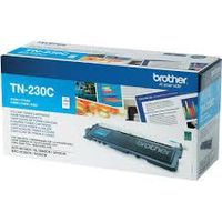 Cartouche BROTHER TN-230C : toner cyan original 1400 pages