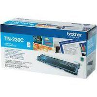 Cartouche BROTHER TN-230C : toner cyan original 1400 pages