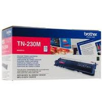 Cartouche BROTHER TN-230M : toner magenta original 1400 pages