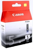 Canon PGI5BK : cartouche encre noire 360 pages 0628B001