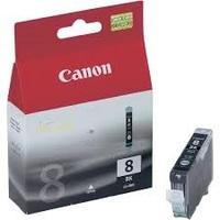 Canon CLI-8BK : cartouche encre noire 420 pages 0620B001