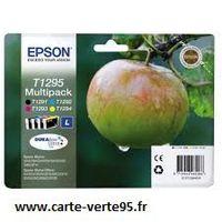 EPSON T1295: Multipack 4 couleurs origine