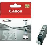 CANON CLI-521BK 2933B008: cartouche encre noire 9ml