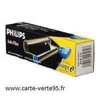 Philips PFA 322 : ruban transfert thermique noir 140 pages