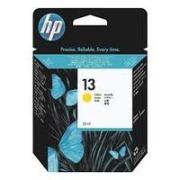 HP C4817A: cartouche encre jaune 1200 pages