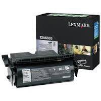 LEXMARK 12A6835 : Toner noir 20000 pages
