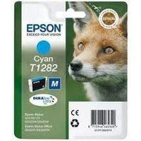 EPSON T1282 : cartouche encre cyan 3,5 ml