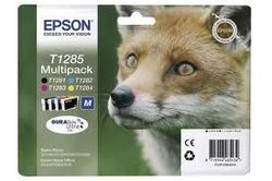 EPSON T1285 : Multipack économique 4 couleurs