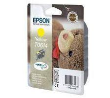 EPSON C13T06144010 : cartouche encre jaune 250 pages