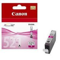 Canon CLI-521M : cartouche encre magenta 9ml