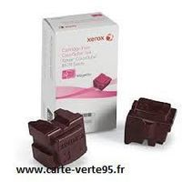 XEROX 108R00932 : Kit de 2 encres solides 2200 pages magenta