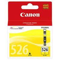 CANON CLI-526Y : cartouche encre jaune 9ml 4543B006