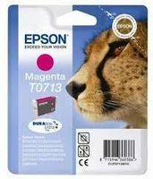 Epson T0713 : cartouche encre magenta 5,5ml
