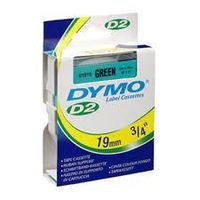 DYMO D2 61915 : ruban vert 19mm x 10M  61915