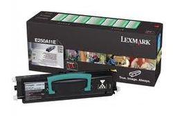 LEXMARK E250A11E : Toner noir original 3500 pages