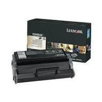 LEXMARK 12A1644 : toner noir grande capacité 6000 pages
