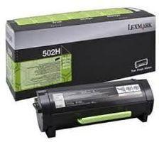 LEXMARK 50F2H00 : Toner noir grande capacité 5000 pages