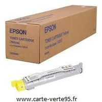 EPSON S050088 : toner jaune 6000 pages