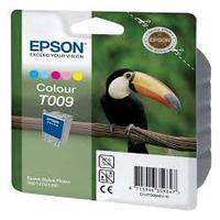 Cartouche EPSON T009 : cartouche originale encre 5 couleurs 330 pages C13T00940110