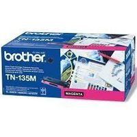 BROTHER TN-135M : toner magenta grande capacité 4000 pages