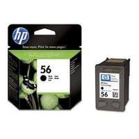HP C6656AE : cartouche originale encre noire 520 pages HP N°56