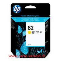 HP C4913A: cartouche encre jaune 69ml C4913A