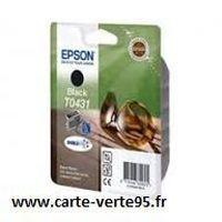 EPSON T0431 : cartouche encre noire grande capacité 1350 pages