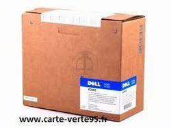 DELL K2885 595-10002 : cartouche encre noire grande capacité 27000 pages