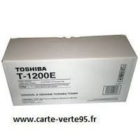 TOSHIBA T-1200E : toner noir 238 g